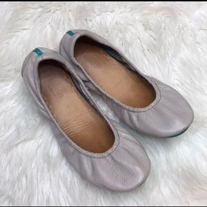Tieks Ballet Flats Feather Grey 8